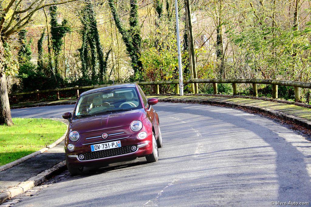 Lire l'article «Essai Fiat 500 2015 1.2 69, la mini-citadine indémodable»