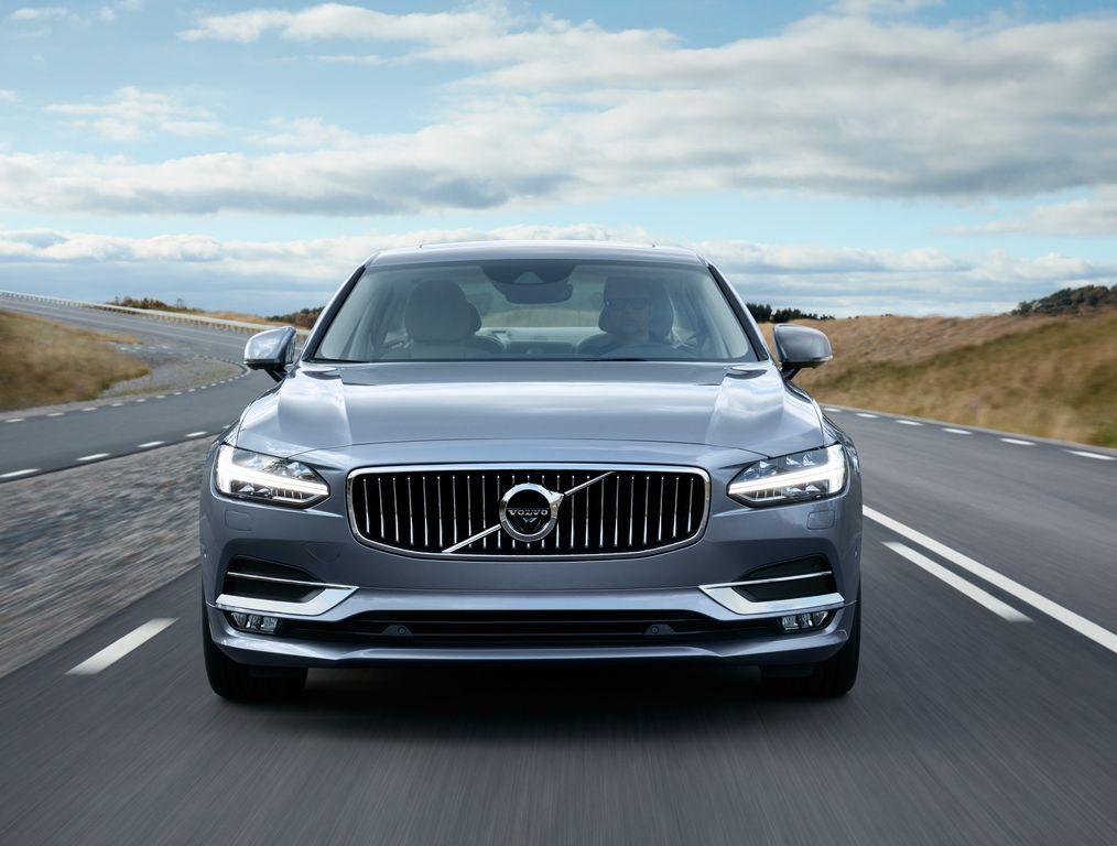 Lire l'article «Nouvelle Volvo S90, les premières photos officielles»