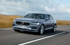 Nouvelle Volvo S90, les premières photos officielles
