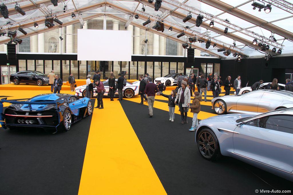 Lire l'article «Exposition Concept Cars et Design Automobile 2016 : le reportage photo»