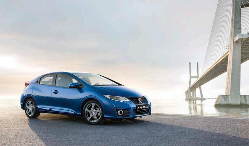 Lire l'article «Série limitée Honda Civic X»