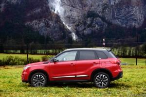 Essai Suzuki Vitara - Vivre-Auto