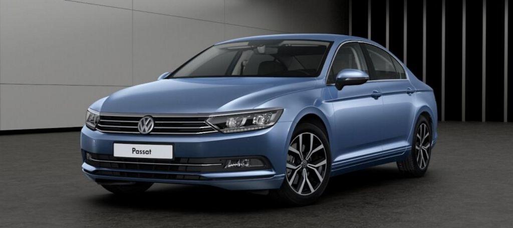 Lire l'article «Série spéciale Volkswagen Passat Connect»