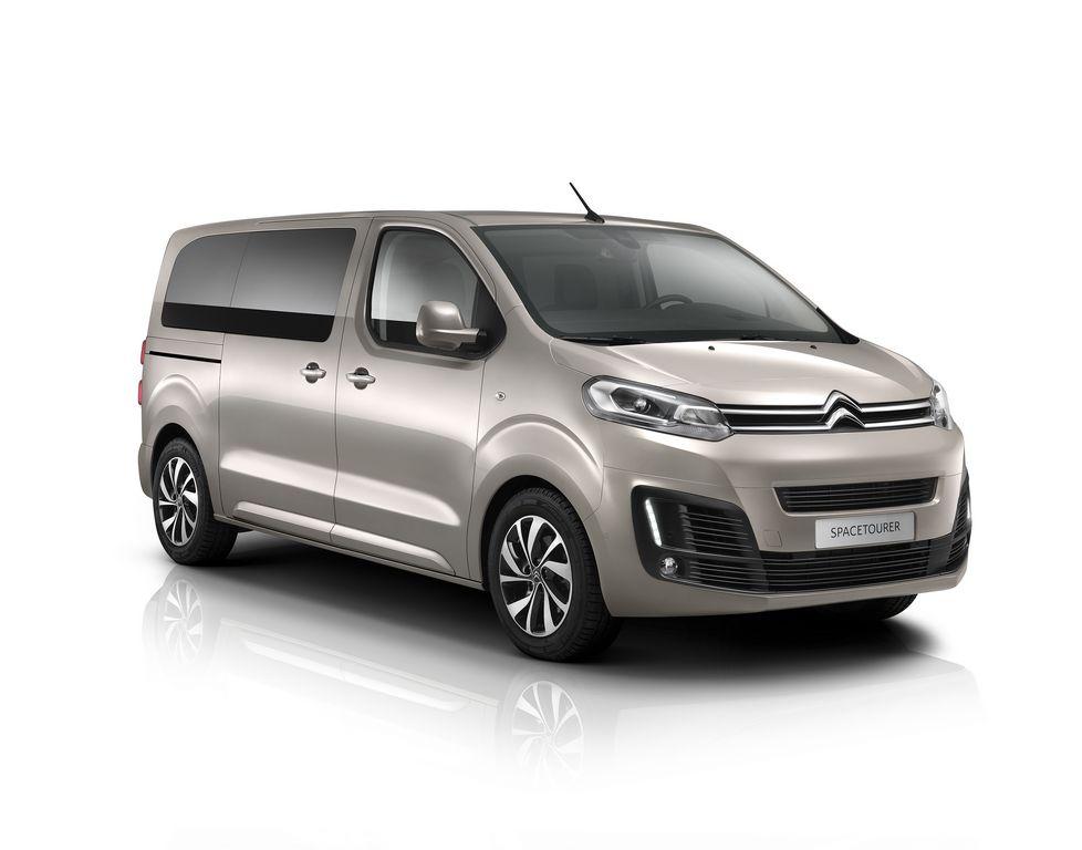 Lire l'article «Nouveau Citroën Spacetourer»