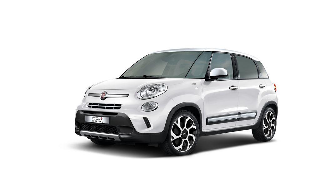 Lire l'article «Séries limitées Urban sur Fiat 500, 500L et 500X»