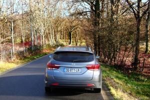 Essai Hyundai i40 SW - Vivre-Auto