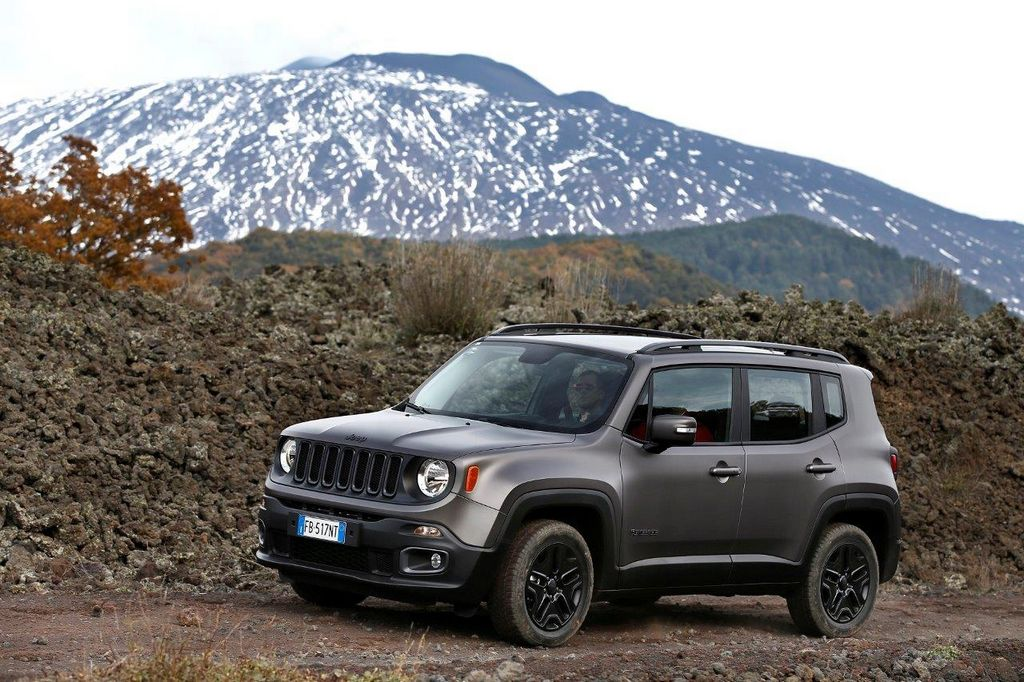 Lire l'article «Séries limitées Jeep Night Eagle et Blackcountry»