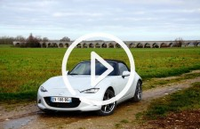 Essai Mazda MX-5 ND 2.0 160 ch, fidèle à ses origines !