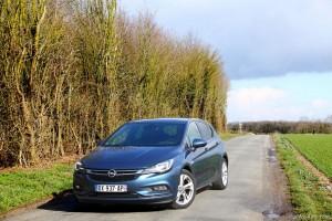 Essai Opel Astra 5