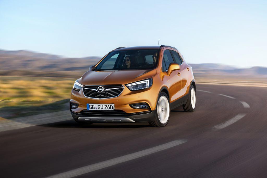 Lire l'article «Opel Mokka X, un «gros» restylage !»