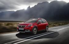 Nouveau Peugeot 2008 2016 restylé, plus de caractère !