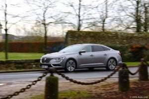 Essai Renault Talisman dCi 160 - Vivre-Auto