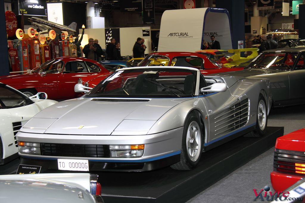 Lire l'article «Salon Rétromobile 2016 Vente aux enchères Artcurial»