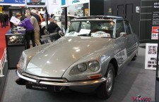 DS 20 Pallas 1974 - Rétromobile 2016