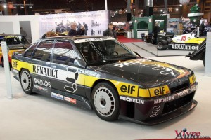 Renault 21Turbo 1988 - Rétromobile 2016