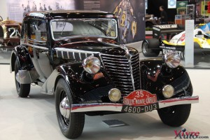 Renault Nevasport 1936 - Rétromobile 2016