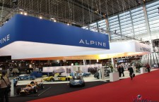 Salon Rétromobile 2016 Stand Renault-Alpine en photos