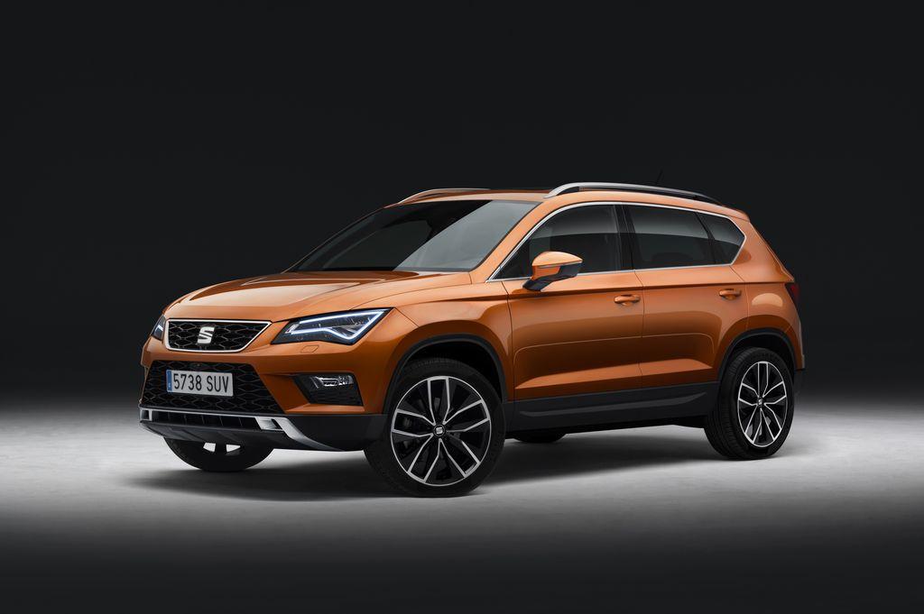 Lire l'article «Nouveau Seat Ateca, enfin un SUV compact !»