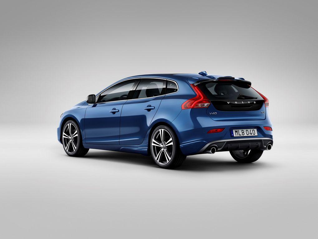 Lire l'article «Nouveau Volvo V40 2016 restylé, il s'équipe du T !»