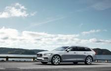 Après la S90, voici le break ! Découvrez en photos le nouveau Volvo V90