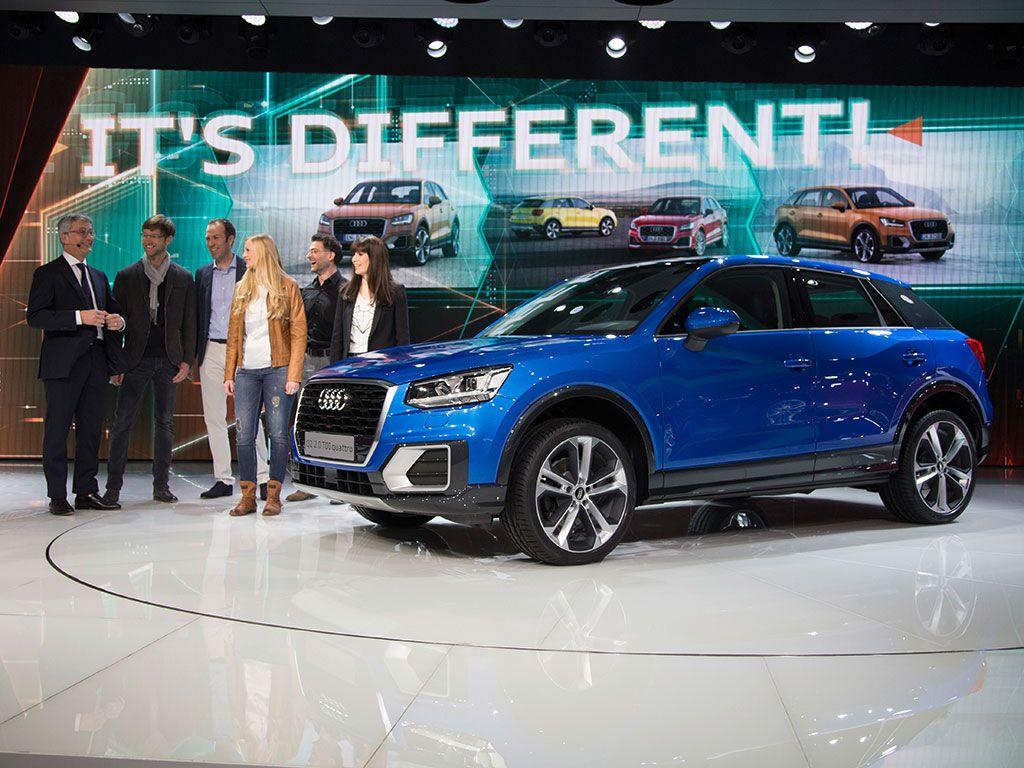 Lire l'article «Nouvel Audi Q2, une famille au complet !»
