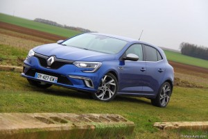 Essai Renault Megane 4 GT