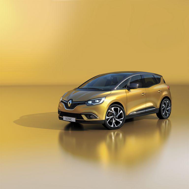 Lire l'article «Nouveau Renault Scenic 2016, du changement !»