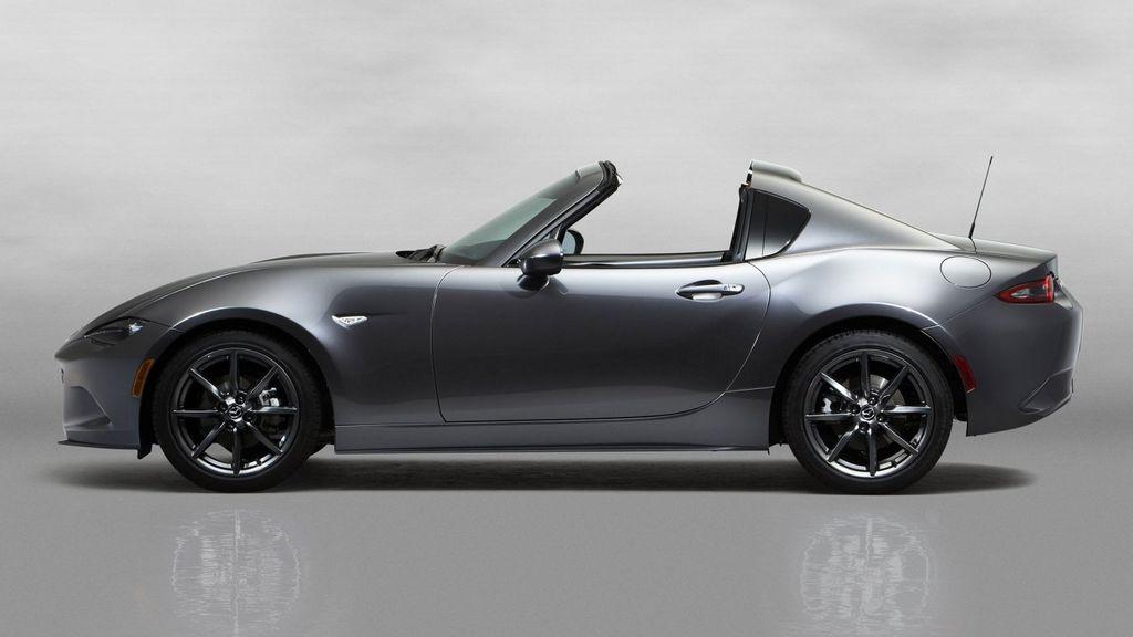 Lire l'article «Mazda MX-5 RF, la version à toit rigide !»