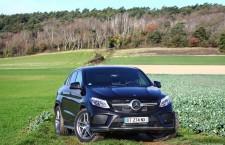 Essai Mercedes GLE Coupé 350d 258 ch, le X6 étoilé !