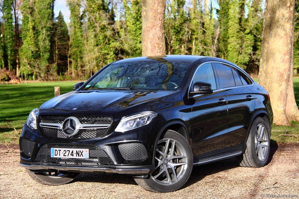 essai mercedes gle coup 350d 258 ch le x6 toil. Black Bedroom Furniture Sets. Home Design Ideas