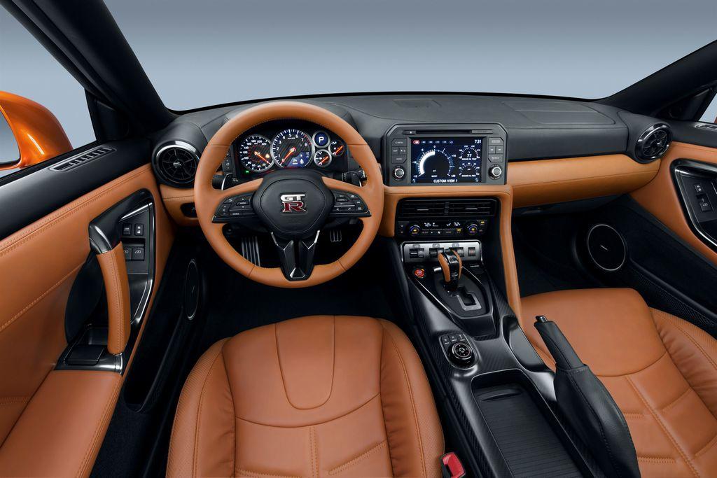 Lire l'article «Nouvelle Nissan GT-R 2017, un ultime restylage»