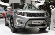 Nouveau Suzuki Vitara S, nouveau moteur essence de 140 ch