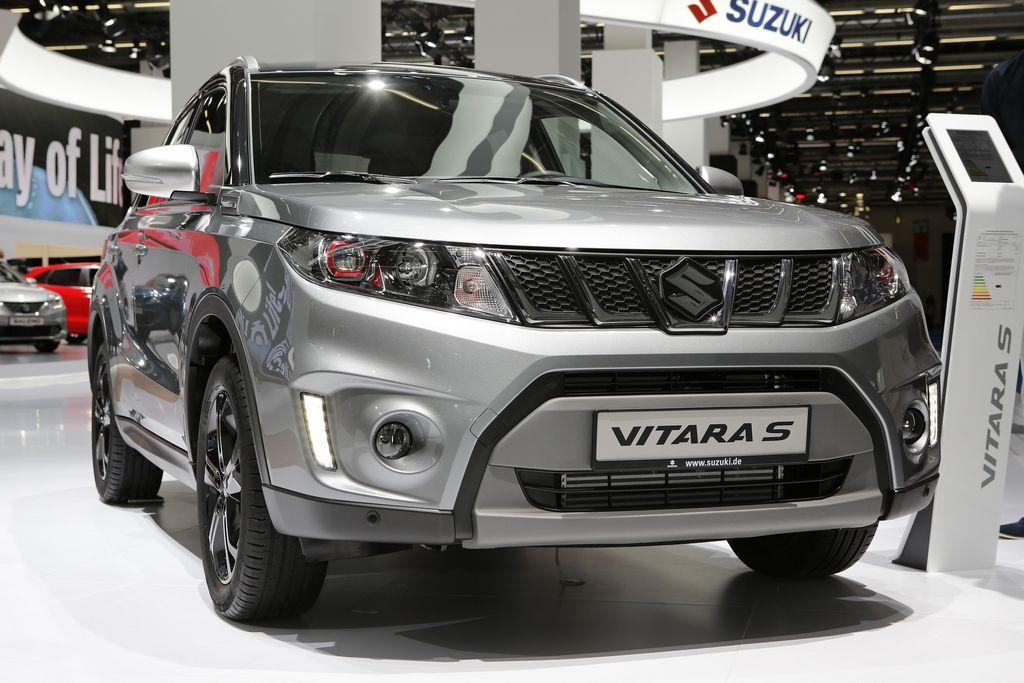 Lire l'article «Nouveau Suzuki Vitara S, nouveau moteur essence de 140 ch»