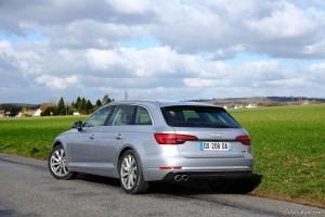 Essai Audi A4 Avant - Vivre-Auto.com
