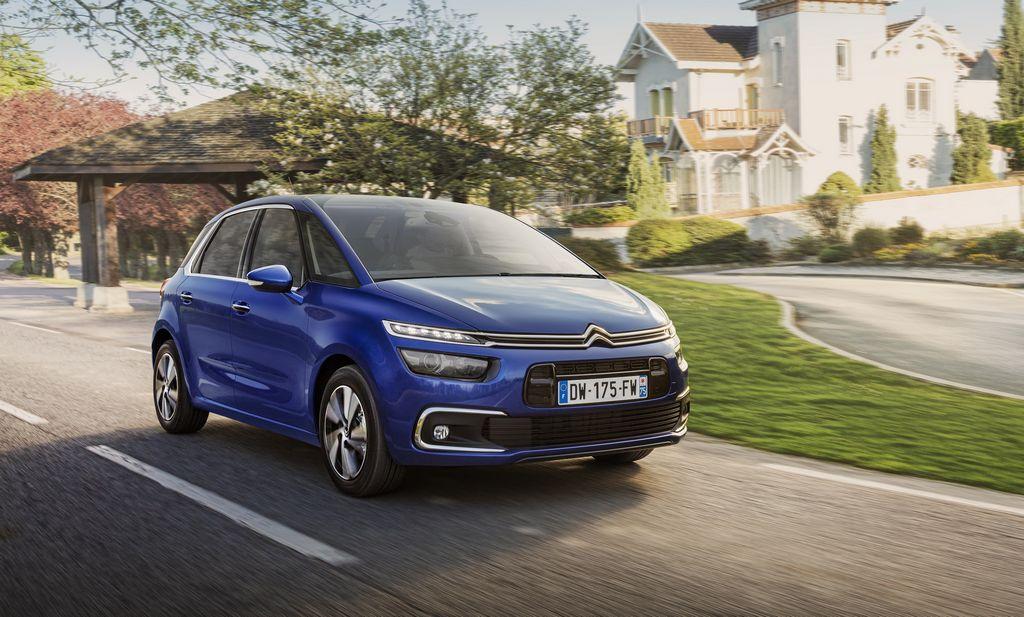 Lire l'article «Nouveaux Citroën C4 Picasso & Grand C4 Picasso restylés»
