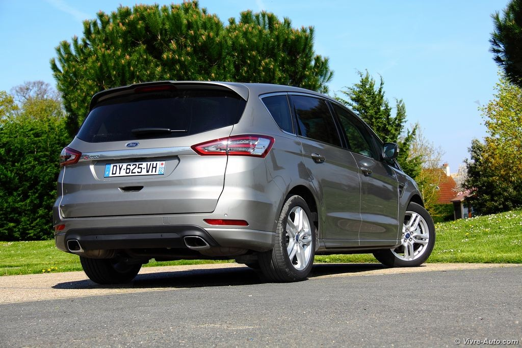 essai ford s max 2 tdci 180 powershift awd le m me en. Black Bedroom Furniture Sets. Home Design Ideas