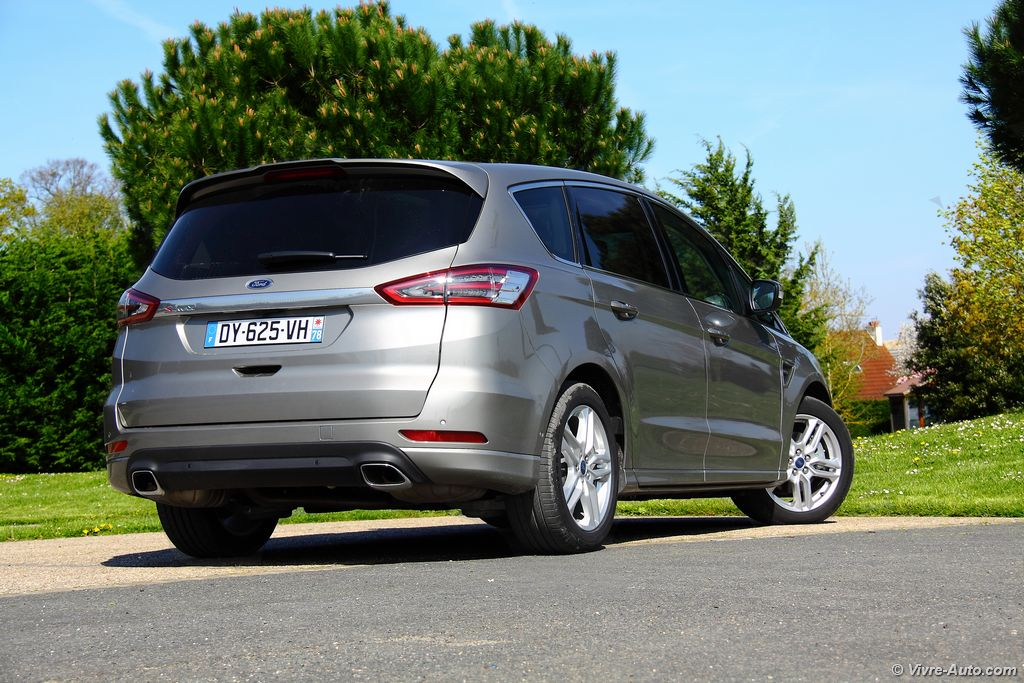 essai ford s max 2 tdci 180 powershift awd le m me en mieux. Black Bedroom Furniture Sets. Home Design Ideas