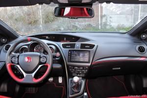 Essai Honda Civic Type R 2016