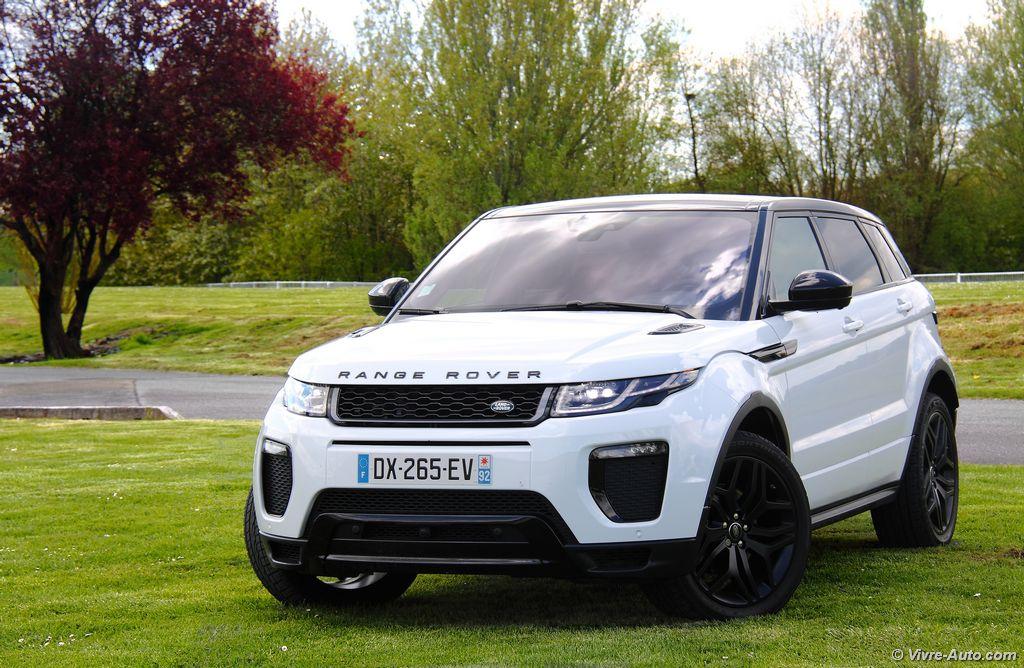 Lire l'article «Essai Range Rover Evoque TD4 180, un vrai 4×4 au look ravageur»