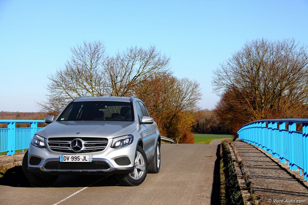 Lire l'article « Essai Mercedes GLC 250 d 4MATIC, la refonte totale ! »