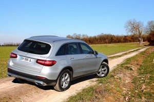 Essai Mercedes GLC - Vivre-Auto