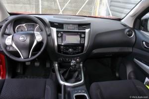 essai Nissan Navara NP300 2016