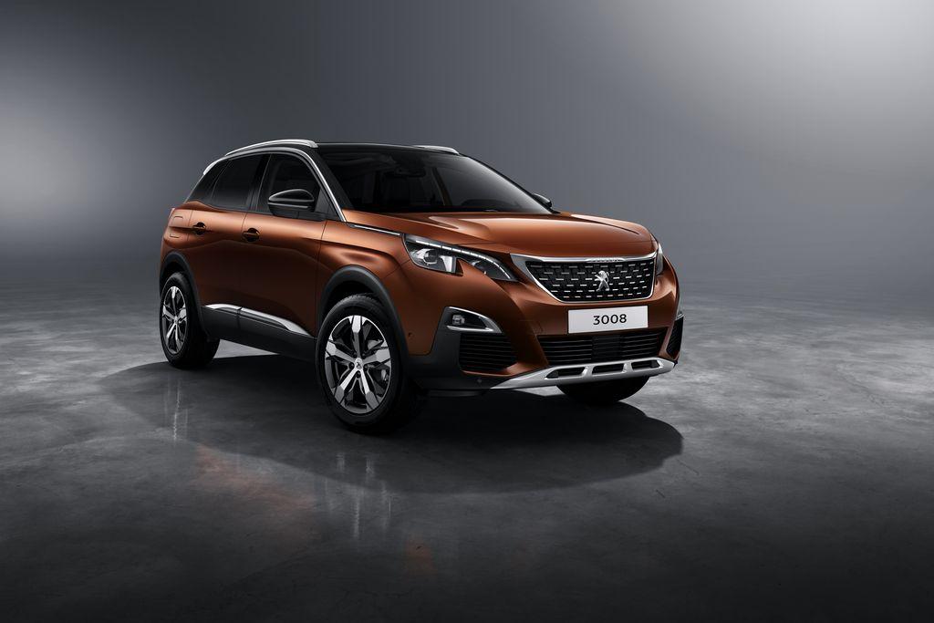Lire l'article «Nouveau Peugeot 3008 2016, les photos et informations !»