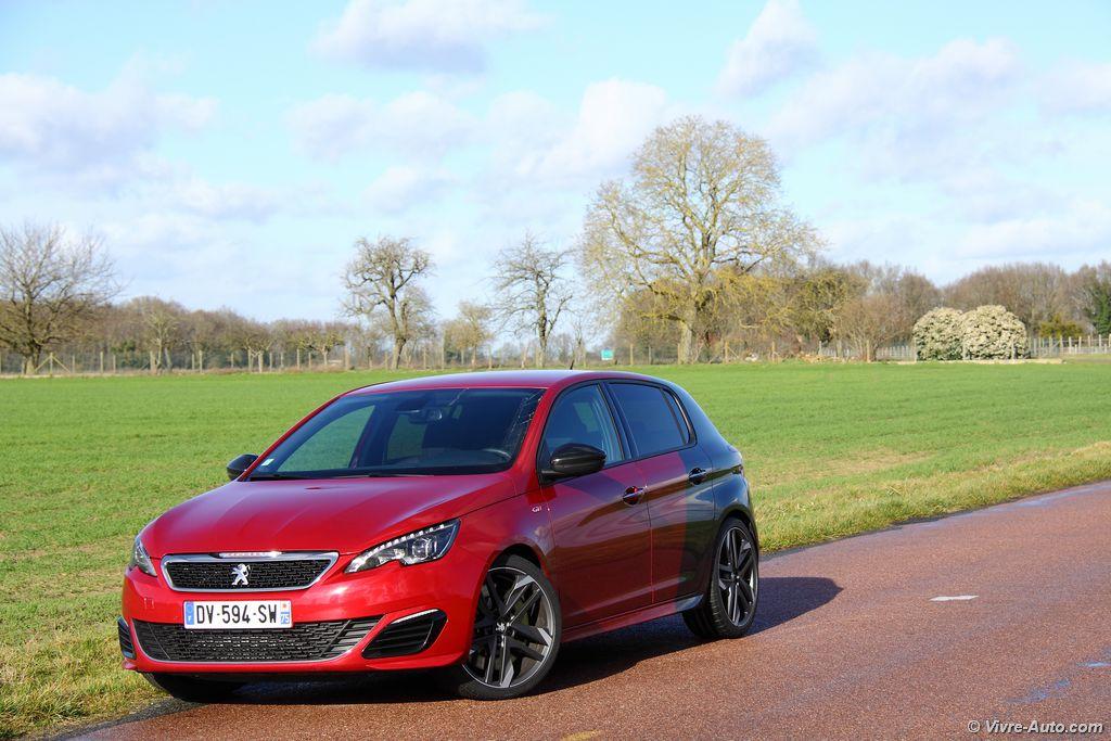 Lire l'article «Essai Peugeot 308 GTi by Peugeot Sport, un équilibre exemplaire !»