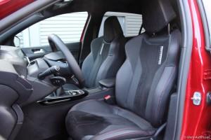 Essai Peugeot 308 GTi - Vivre-Auto