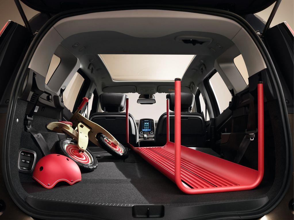 Lire l'article «Nouveau Renault Grand Scenic 2016, du style et du coffre !»