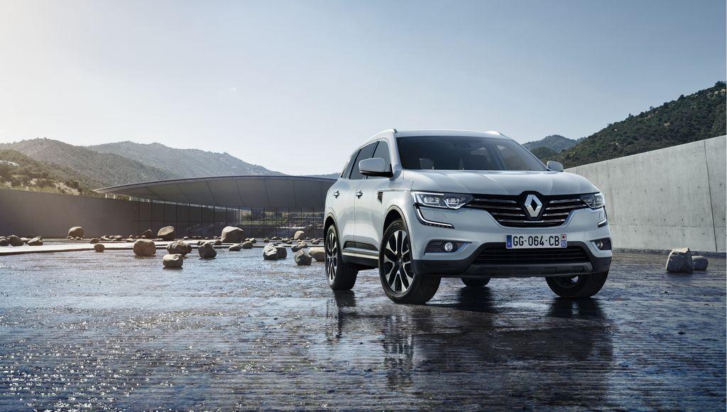 Lire l'article «Nouveau Renault Koleos 2, un de plus !»