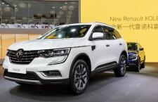 Nouveau Renault Koleos 2, un de plus !