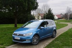 Essai Volkswagen Touran