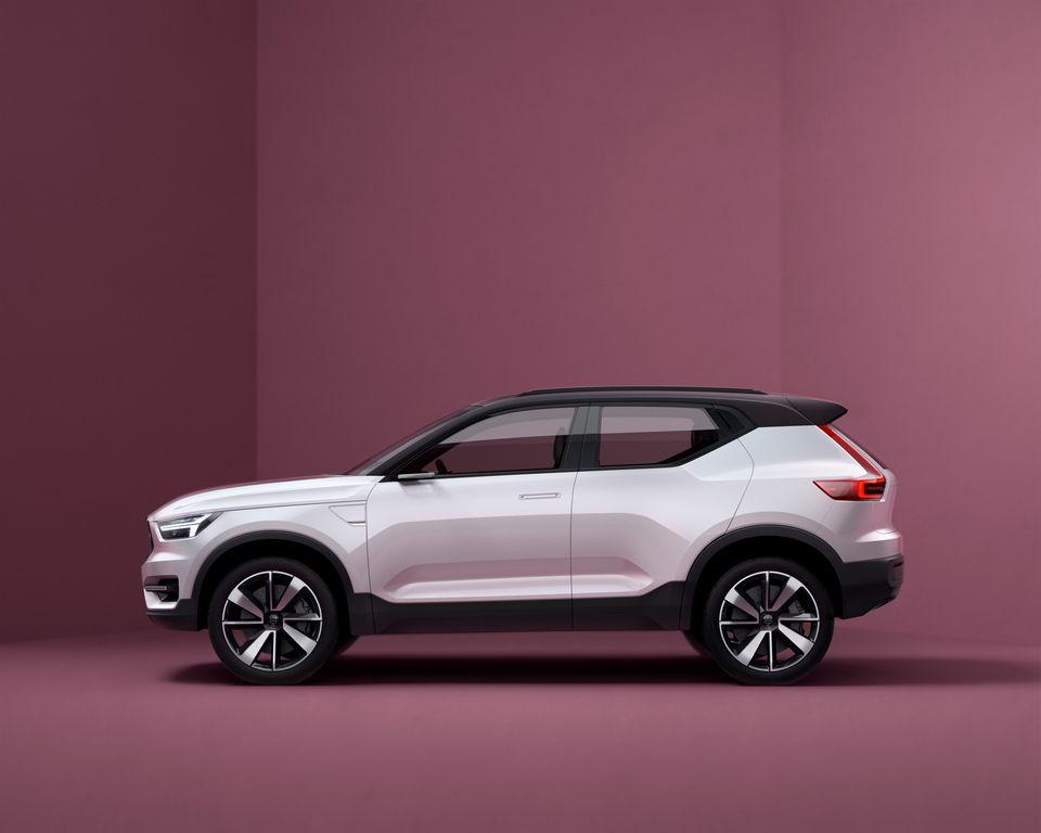 Lire l'article «Les futures Volvo S40 et XC40 présentées sous forme de concepts»